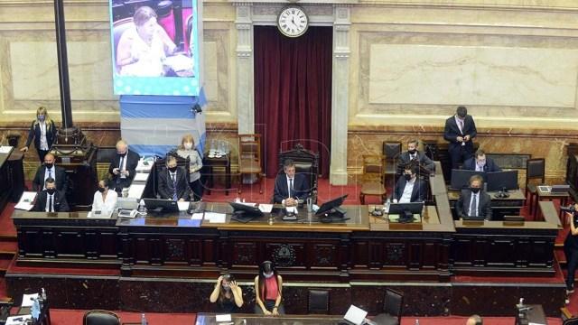 La Cámara de Diputados protagoniza un debate histórico.