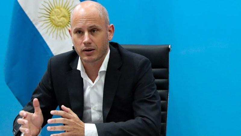Guillermo Merediz dijo que el 2020 terminó con signos de recuperación