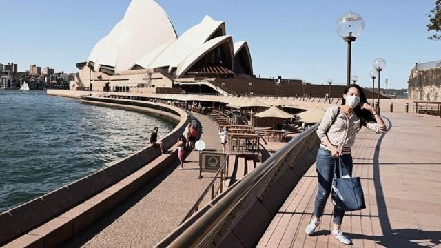 Australia reportó más de 28.000 casos de coronavirus