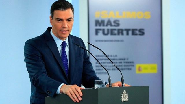 Sánchez se prepara el terreno para indultar a 12 dirigentes catalanes