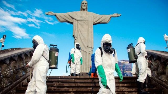 Brasil ha registrado más de 7,46 millones de casos y 190.795 muertos.