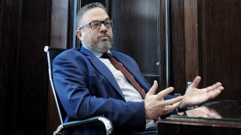 """El ministro de Desarrollo Productivo, Matías Kulfas, aseguró hoy que la Argentina tiene la visión estratégica de convertirse en """"productor tecnológico para América del Sur y otras regiones"""""""