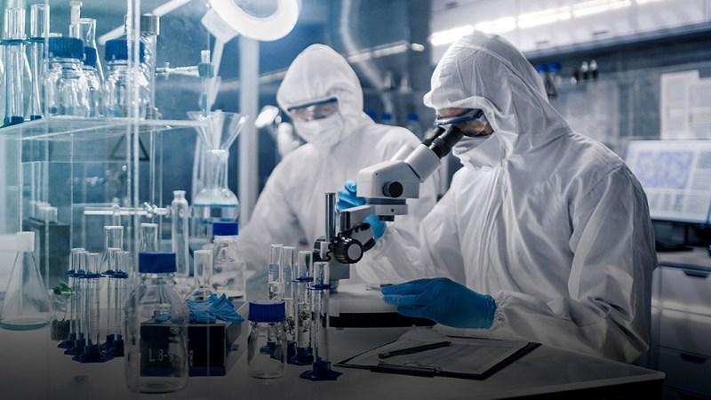 """Un cóctel de anticuerpos contra el Covid-19 desarrollado por el laboratorio británico-sueco AstraZeneca dio lugar a una """"reducción del 67%"""" de los casos grave."""