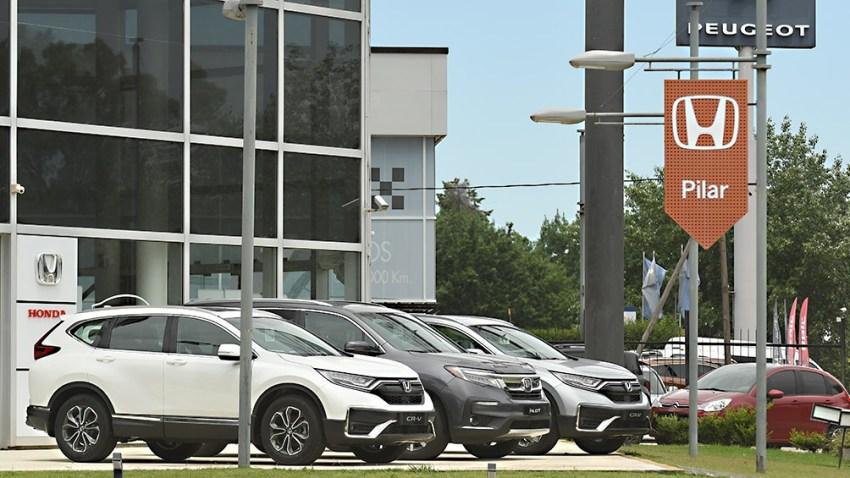 Las ventas a concesionarios tuvieron una suba de 7% en agosto respecto de julio