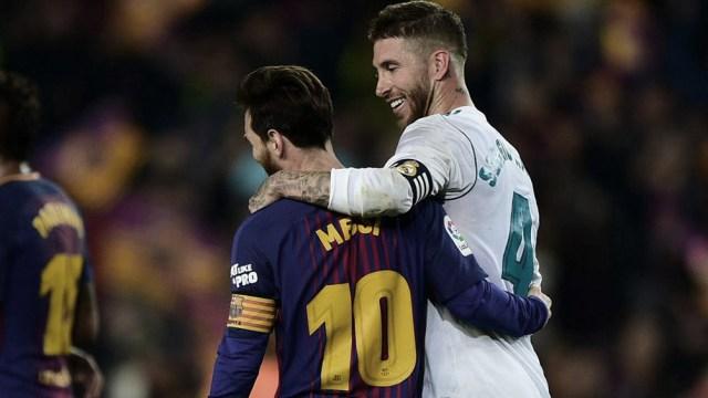 Messi lleva 15 goles en el Santiago Bernabeu, donde se disputará el superclásico español el próximo fin de semana.