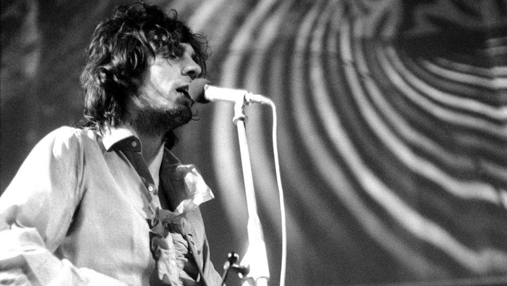 Barrett, figura trascendente del rock británico.