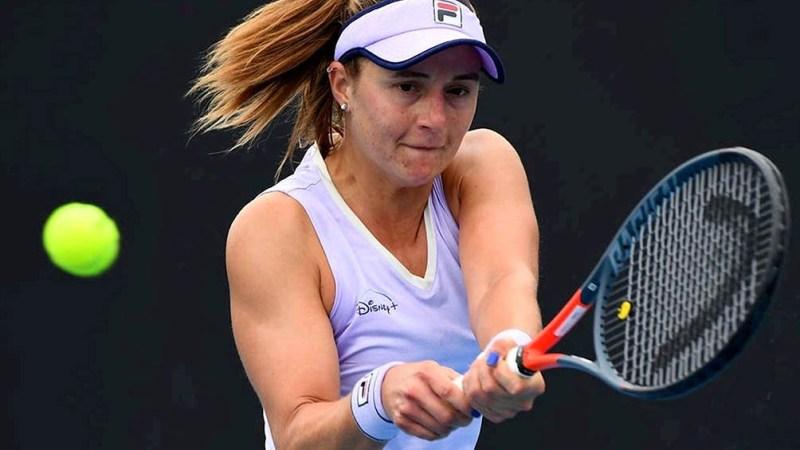Podoroska llegó a las semifinales en Roland Garros 2020.