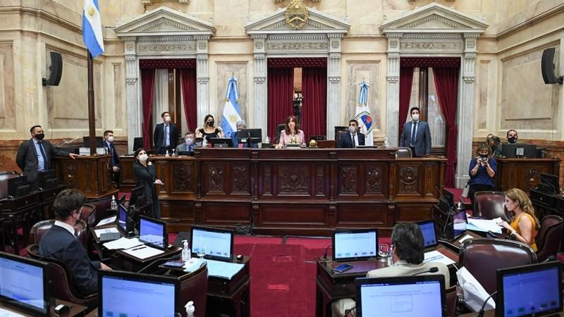 Resultado de imagen para El Senado tendrá el próximo miércoles la sesión preparatoria para renovar autoridades