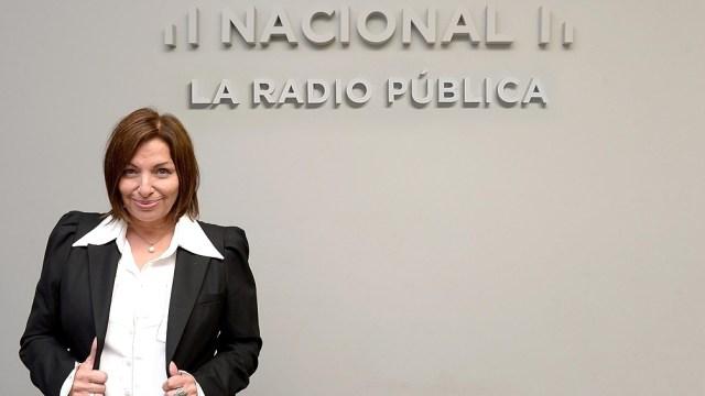 Mavi Díaz, cantante, productora y compositora de 59 años.