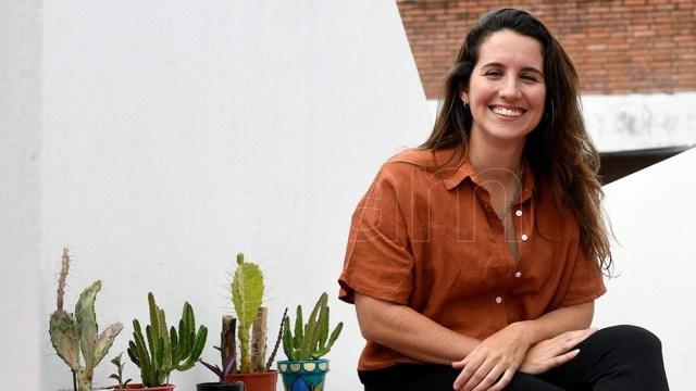 Ana Sol Peinetti residió 4 años en el estado de Illinois, para especializarse en un posdoctorado en Ciencias Biomédicas.