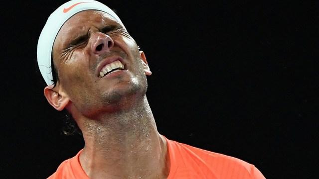Nadal perdió su primer partido en 11 años en el ATP 1000 de Montecarlo (foto archivo)