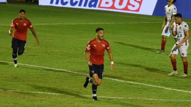 ndependiente comenzó el nuevo ciclo de Falcioni, de regreso en el club tras haberlo dirigido en la temporada 2005-2006.