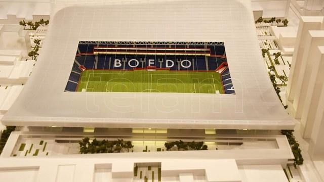 El grupo IDOM, que ha hecho entre otros estadios, el San Mamés de Athletic de Bilbao, realizó el proyecto para San Lorenzo.