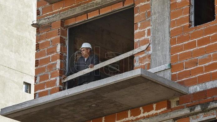 En noviembre, el empleo en la construcción alcanzó a 298.430 puestos, 29.623 más que en mayo.