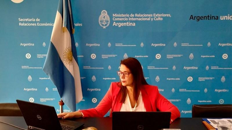 La Argentina pidió en el G20 avanzar en los nuevos desafíos en comercio