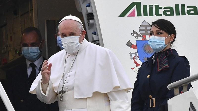 El viaje que inicia este domingo será el último que el Papa hará con Alitalia, la compañía italiana que a partir del 15 de octubre cerrará sus operaciones.