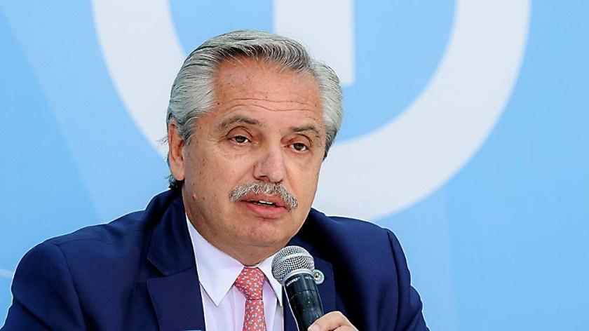 """El presidente Alberto Fernández manifestó hoy que """"quisiera que todos entiendan la gravedad del problema que atraviesa la Justicia"""""""
