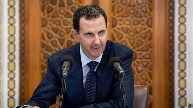 Bashar al Assad busca una nueva reelección al frente del gobierno sirio