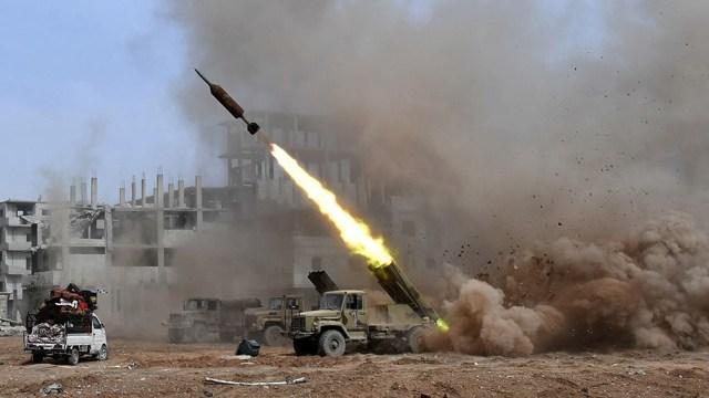 Fuerzas de ocupación estadounidenses en Siria bombardearon a sectores afines a Teherán