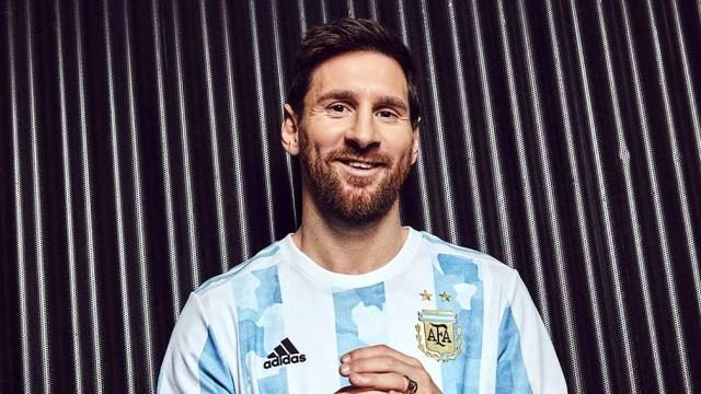 """Lionel Messi se sumó a la campaña: """"Elevemos nuestra voz para detener el abuso en las redes sociales""""."""
