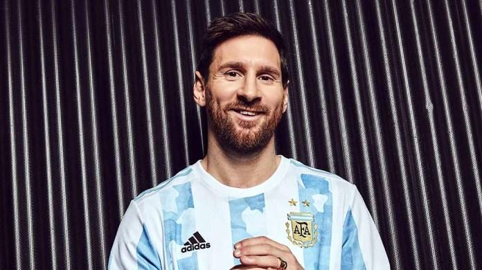 A Messi se lo ve feliz en la selección como pocas veces.
