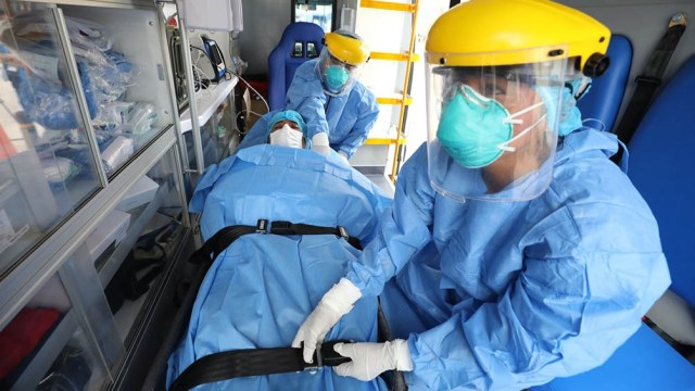 Récord de muertes diarias por coronavirus en Perú