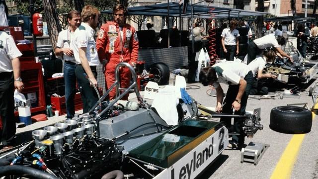 """""""Hubo una decisión estratégica del equipo que hace que yo pierda el campeonato"""", reconoció Reutemann."""
