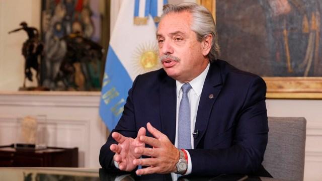 Alberto Fernández afirmó que los mayores contagios por coronavirus ocurren en el transporte público y los encuentros sociales.