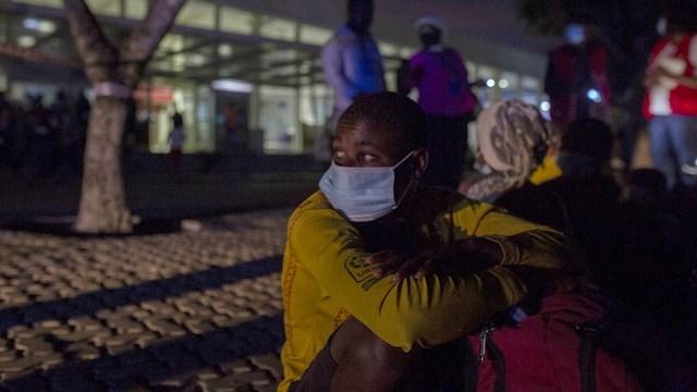 Por los ataque se produjo el desplazamiento de más de 9.000 residentes