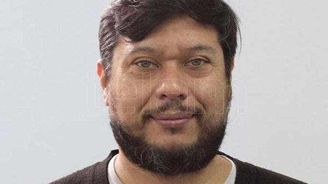 Adrián Lugones, reportero gráfico en la corresponsalía de Télam en la provincia de Tucumán.