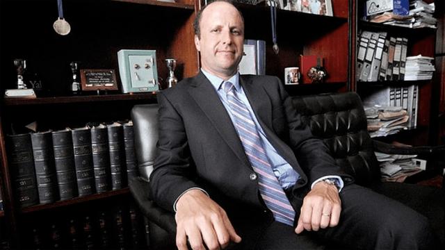 El camarista Mariano Borinsky es uno de los jueces denunciados por sus visitas a la residencia presidencial.