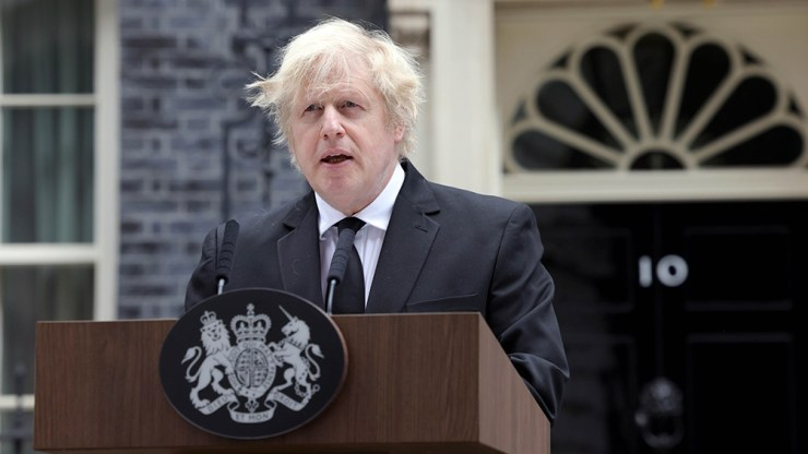 """""""Urjo a todos a continuar comportándose de manera responsable"""", dijo el primer ministro. Foto: AFP."""