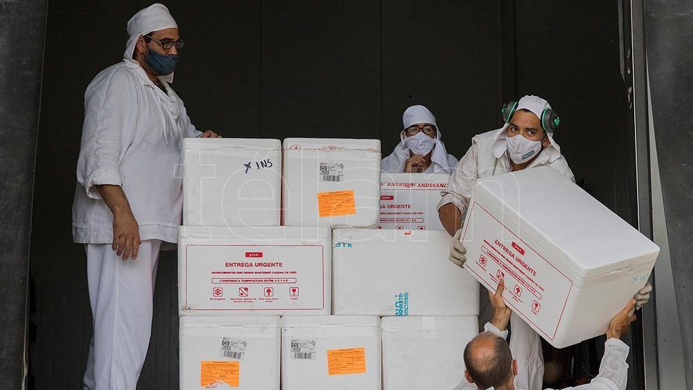 Biden ordenó liberar la exportación hacia México de los insumos necesarios para la vacuna AstraZeneca.