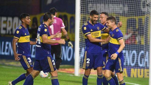 Boca 3 - Atlético Tucumán 1