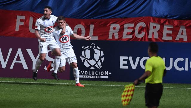 Huachipato se llevó una victoria de oro del Bajo Flores. (Foto: CONMEBOL)