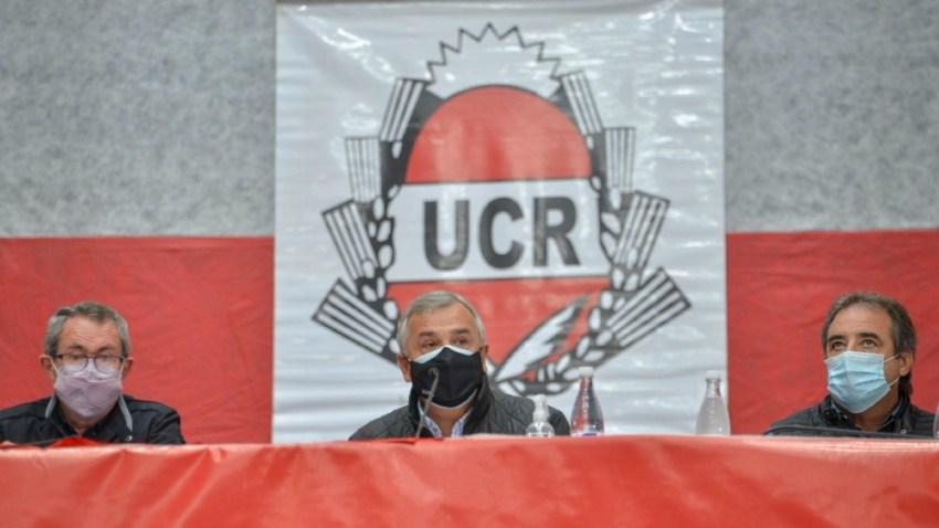 Morales quiere que la UCR dispute la interna de Juntos por el Cambio en CABA.