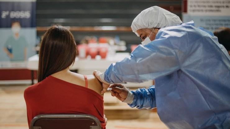 El jueves fueron inmunizadas 87.770 personas en la provincia de Buenos Aires.