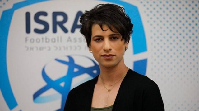 La Federación de Fútbol de Israel y la Asociación nacional de Árbitros le dieron su total respaldo.