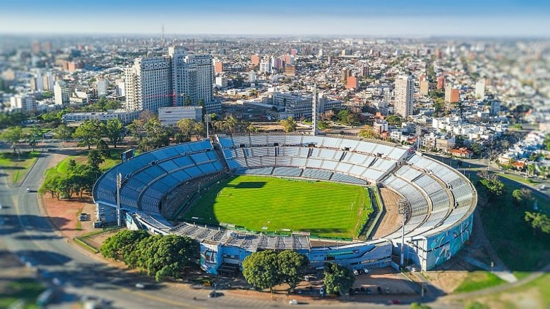 Estadio Centenario (Foto: Wikipedia).