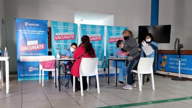 4.550.114 bonaerenses ya recibieron la primera dosis de la vacuna contra el coronavirus