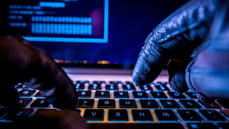 Los ciberdelitos crecieron nada menos que un 300 % en el último año (Foto 123RF).