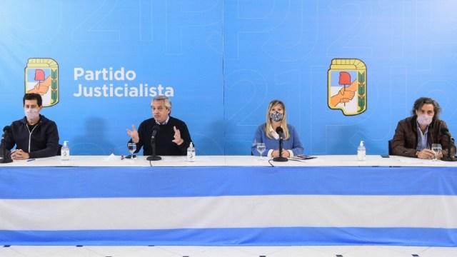 La Comisión de Acción Política del PJ estará integrada por todos los mandatarios de las provincias gobernadas por el oficialismo