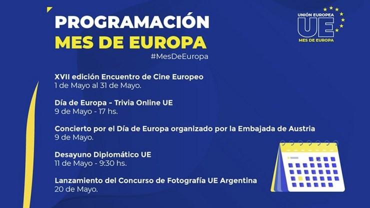 9 de mayo Día de Europa