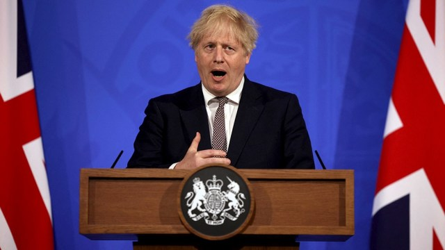 """Cummings dijo que el Gobierno de Boris Jonhson falló """"cuando la gente más lo necesitaba""""."""