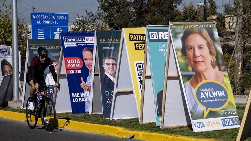 La coalición oficialista Chile Vamos y la unión del Frente Amplio con el PC definen sus candidatos presidenciales