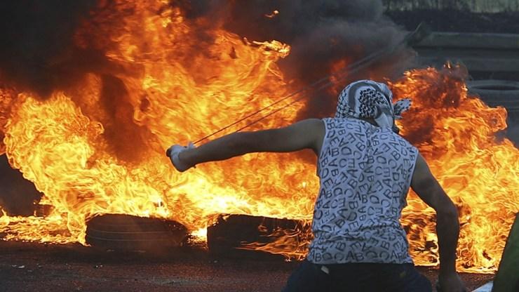 Hasta este sábado el saldo de la represión en Cisjordania es de 78 palestinos heridos,  9 con de balas de plomo.