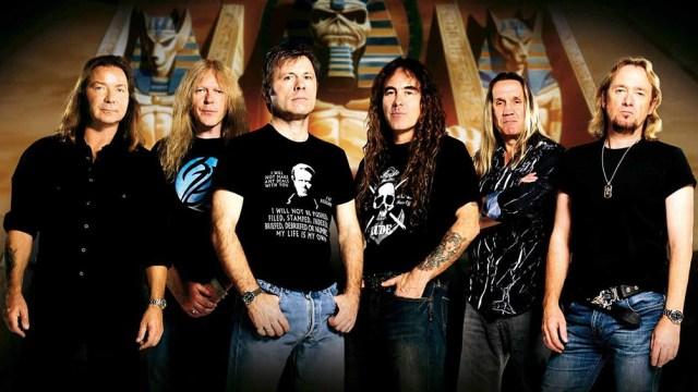 Iron Maiden no va a ser uno de los cuatro candidatos en ingresar este año al Salón de la Fama del Rock and Roll