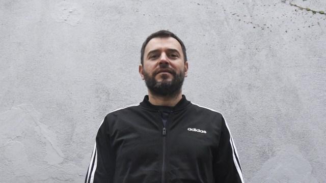 """El periodista Diego Genoud, autor de """"El peronismo de Cristina""""."""