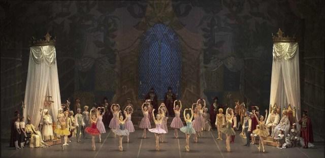 El ballet, uno d elos géneros siempre presente en la programación.