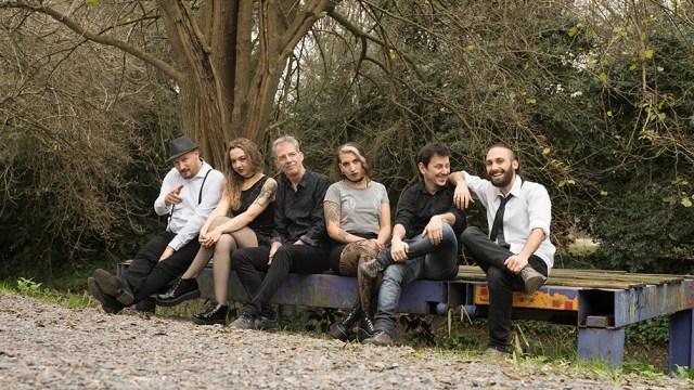 El grupo dedicado a tango electrónico.